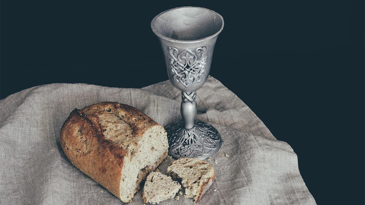 The Lord's Supper as an Act of Love